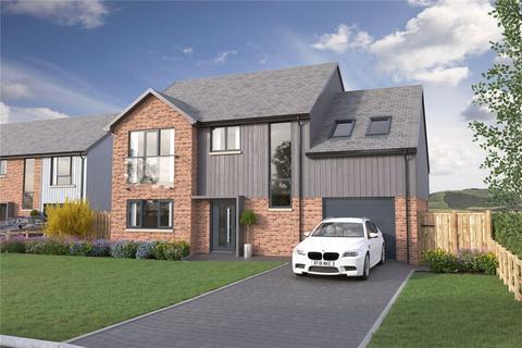 4 bedroom detached house for sale - Hazel House, Meadow View, Longframlington, NE65