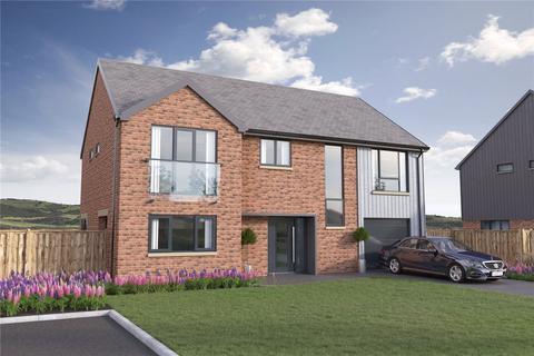 4 bedroom detached house for sale - Foxglove House, Meadow View, Longframlington, Northumberland, NE65