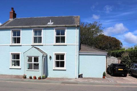 3 bedroom detached house for sale - Daybreak, Hundleton, Pembroke