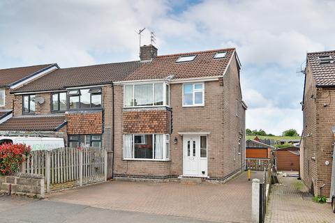 4 bedroom semi-detached house for sale - Barnes Avenue, Dronfield Woodhouse, Dronfield, Derbyshire, S18 8YF