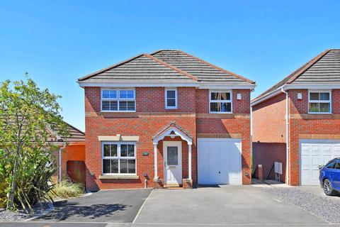 5 bedroom detached house for sale - Greave Way, Brimington, Chesterfield, Derbyshire, S43 1GS