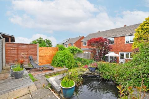3 bedroom semi-detached house for sale - Shakespeare Crescent, Dronfield, Derbyshire, S18 1NB