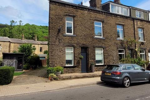 4 bedroom end of terrace house for sale - Calder Terrace, Hebden Bridge, HX7