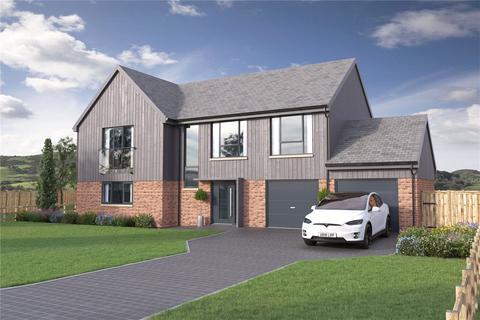 5 bedroom detached house for sale - Juniper House, Meadow View, Longframlington, Northumberland, NE65