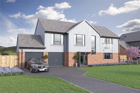 5 bedroom detached house for sale - Heather House, Meadow View, Longframlington, Northumberland, NE65