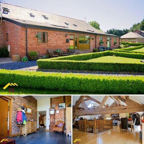 4 bedroom barn conversion for sale - Pickering Court, Rhostyllen, Wrexham, LL14