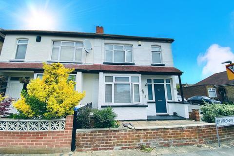 3 bedroom semi-detached house for sale - Ethronvi Road, Bexleyheath DA7 4AU