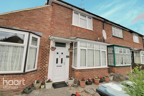 2 bedroom terraced house for sale - Hazelwood Close, Luton