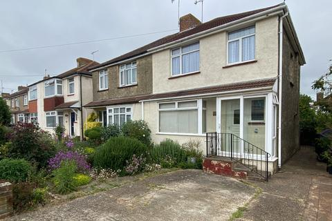3 bedroom semi-detached house for sale - North Farm Road, Lancing, West Sussex, BN15