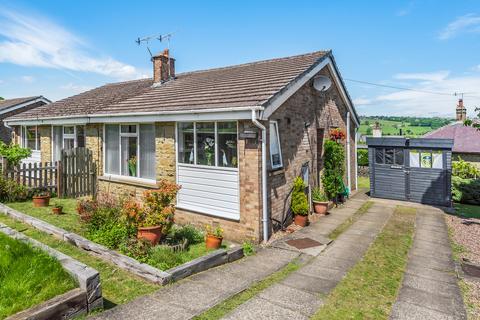 2 bedroom semi-detached bungalow for sale - Halsteads Way, Steeton
