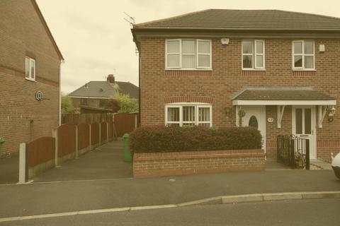 3 bedroom semi-detached house for sale - Moorsley Drive, Blackley, M9