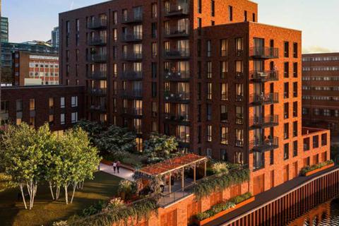 1 bedroom apartment to rent - The Barker, Snow Hill Wharf, Shadwell Street, Birmingham, B4