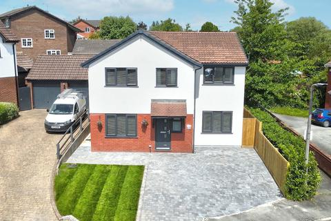 5 bedroom detached house for sale - Harebell Close, Huntington