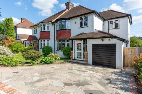 4 bedroom semi-detached house for sale - Briton Hill Road, South Croydon