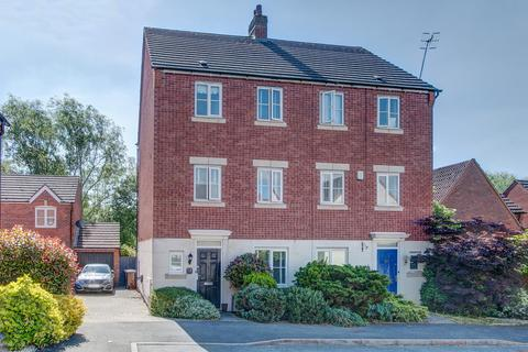4 bedroom semi-detached house for sale - Warmstry Road, The Oakalls, Bromsgrove, B60 2DR