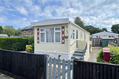 2 bedroom mobile home for sale - Lime Kiln Lane, Holbury