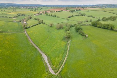 Land for sale - Clandown, Nr Radstock.  Lot D Approx 7.97 acres of land with additional land available