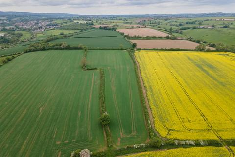 Land for sale - Clandown, Nr Radstock.  Lot G Approx 6.1 acres of land with additional land available