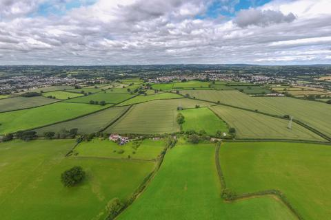 Land for sale - Clandown, Nr Radstock.  Lot B Approx 30.43 acres of land with additional land available