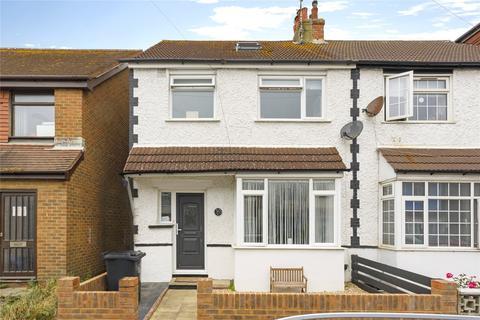 4 bedroom semi-detached house for sale - St Richards Road, Portslade, East Sussex, BN41