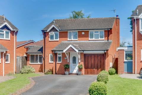 3 bedroom detached house for sale - Friary Avenue, Shirley