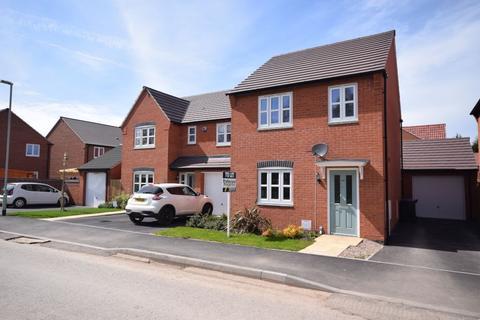 3 bedroom detached house to rent - Perle Road, Wetmore, Burton DE14 1SD