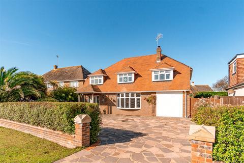 4 bedroom detached house for sale - Golden Avenue Close, East Preston, Littlehampton, BN16