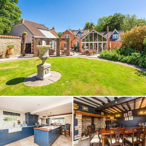 5 bedroom detached house for sale - Chapel Lane, Harmston