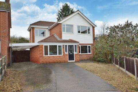4 bedroom detached house to rent - Pinewood Close, Southwell