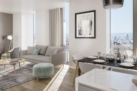 1 bedroom apartment for sale - High-Spec Michigan Towers Apartment