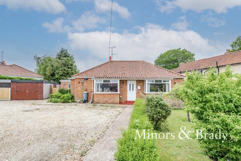 3 bedroom detached bungalow for sale - Wells Road, Fakenham