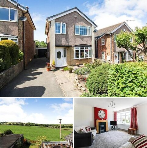 3 bedroom detached house for sale - Bannister Walk, Cowling, Keighley