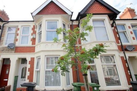3 bedroom terraced house for sale - Australia Road, Cardiff