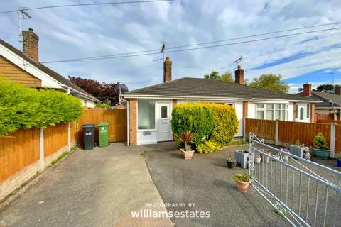 2 bedroom semi-detached bungalow for sale - Epworth Road, Rhyl