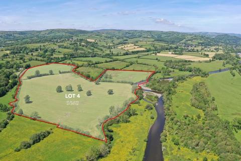 Land for sale - Lot 4 - 67.44 acres of Land at Brownhill, Llangadog SA19 9NN