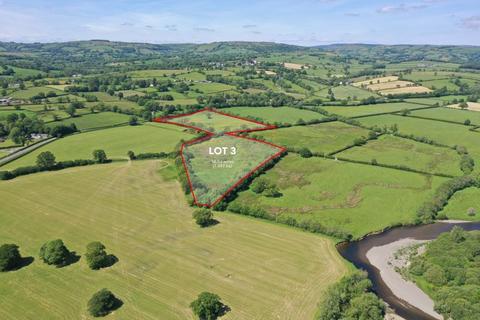 Land for sale - Lot 3 - 18.53 acres of Land at Brownhill, Llangadog SA19 9NN