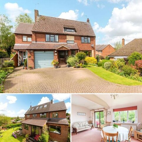 6 bedroom detached house for sale - Mount Pleasant Close, Buckingham, Buckinghamshire, MK18