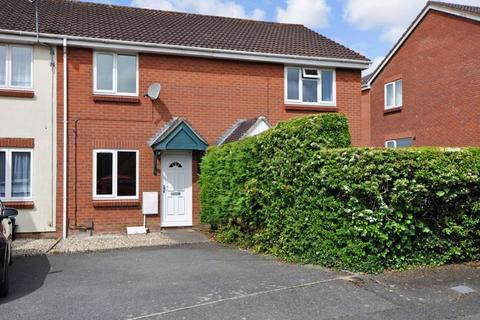 2 bedroom terraced house for sale - Orchid Vale, Kingsteignton, Newton Abbot