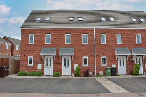3 bedroom terraced house for sale - Usworth Close, Wolverhampton, WV2 2PG