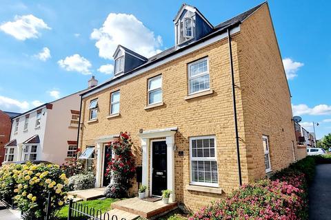 4 bedroom semi-detached house for sale - Alder Wynd, Silsoe, Bedfordshire, MK45