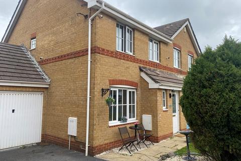 3 bedroom semi-detached house for sale - Cae Melyn, Llangyfelach, Swansea, SA6