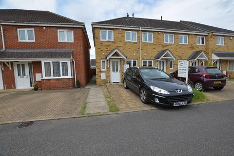 2 bedroom end of terrace house for sale - Woodcote Close, Peterborough, PE1