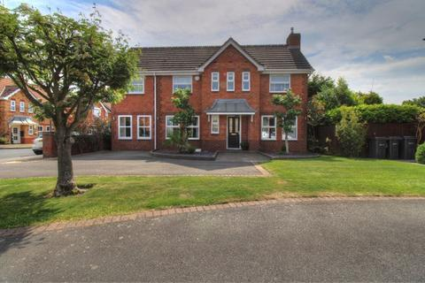 4 bedroom detached house for sale - Glentworth, Sutton Coldfield b76 2re