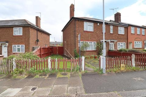 3 bedroom end of terrace house for sale - Solway Road North, Leagrave, Luton, Bedfordshire, LU3 1TU