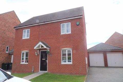 3 bedroom detached house for sale - Cloverfield, West Allotment - Three Bed Detached Property