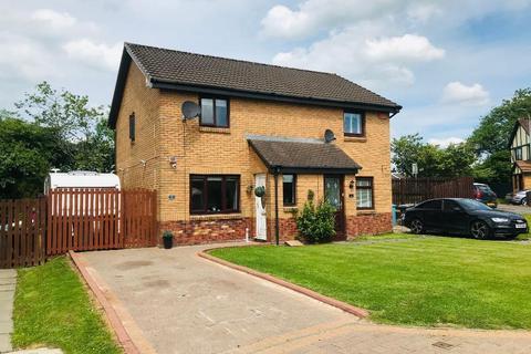 3 bedroom semi-detached house for sale - Dryburgh Walk, Moodiesburn, Glasgow, G69 0HH
