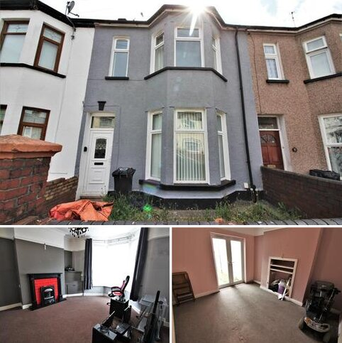 4 bedroom terraced house for sale - Oxford Street, Newport,