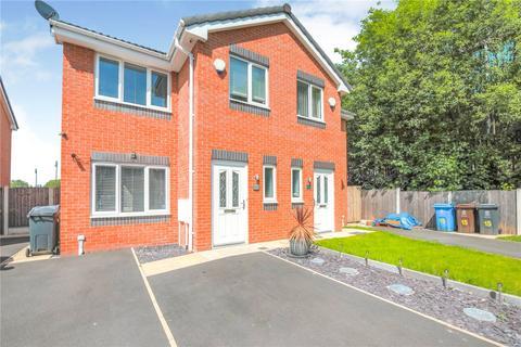 3 bedroom detached house for sale - Johnstone Close, Oldham, OL1