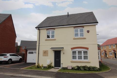 3 bedroom detached house for sale - Lovett Crescent, Mountsorrel, Leicestershire