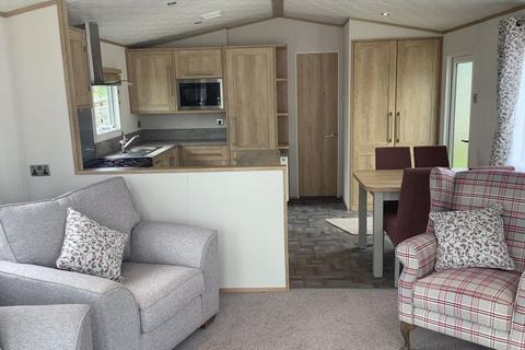 2 bedroom static caravan for sale - Meadow View Caravan Park, Intack Farm, Nether Kellet, LA6 1HB
